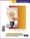 Calculus for Business, Economics, Life Sciences and Social Sciences, Books a la Carte Edition, Barnett, Raymond A. and Ziegler, Michael R., 0321692454