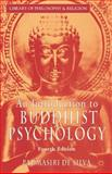 An Introduction to Buddhist Psychology, De Silva, Padmasiri and de Silva, Padmasiri, 1403992452