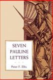 Seven Pauline Letters, Peter F. Ellis, 0814612458
