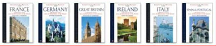 The Facts on File European Nations Set, 8-Volumes 9780816072453