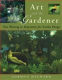 Art and the Gardener, Gordon Hayward, 1423602455