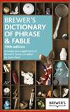 Brewer's Dictionary of Phrase and Fable, Dent, Susie, 0550102450
