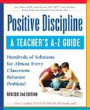 A Teacher's A-Z Guide, Jane Nelsen and Linda Escobar, 076152245X