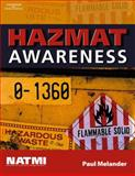 Hazmat Awareness Training Manual, Natmi and Melander, Paul, 1401812457