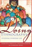 Doing Ethnography, , 1551302454