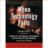 When Technology Fails, Matthew Stein, 1933392452