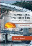 International Investment Law, Surya Subedi, 1849462453