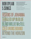 Bob Dylan 5 Songs, Heinrich Detering, 3866782454
