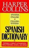 Collins Spanish-English, English-Spanish, Collins Staff, 0061002453