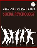 Social Psychology, Aronson, Elliot and Wilson, Timothy D., 0132382458