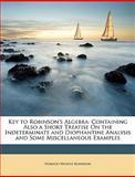 Key to Robinson's Algebr, Horatio Nelson Robinson, 1147992452