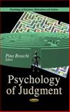 Psychology of Judgment, , 1624172458
