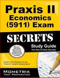 Praxis II Economics (0911) Exam Secrets Study Guide : Praxis II Test Review for the Praxis II Subject Assessments, Praxis II Exam Secrets Test Prep Team, 1630942456