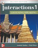 Interactions 1 Listening/Speaking Student Book + e-Course Code : Silver Edition, Tanka, Judith and Most, Paul, 0077202465