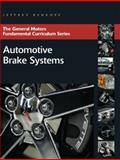 Automotive Brake Systems, Rehkopf, Jeffrey J. and Mitchell, Chase D., 0131582461