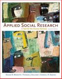 Applied Social Research : A Tool for the Human Services, Monette, Duane R. and Sullivan, Thomas J., 0495392464