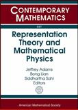 Representation Theory and Mathematical Physics, , 0821852469