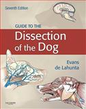 Guide to the Dissection of the Dog, Evans, Howard E. and de Lahunta, Alexander, 1437702465