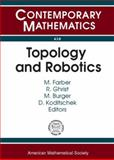 Topology and Robotics, , 0821842463