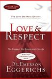 Love and Respect, Emerson Eggerichs, 1591452465