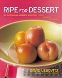 Ripe for Dessert, David Lebovitz, 0066212464