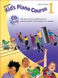 Kid's Keyboard Course, Bk 1, Alfred Publishing Staff, 0739062468