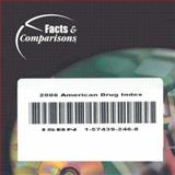 American Drug Index 2006, Facts and Comparisons Staff, 1574392468