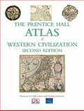 The Prentice Hall Atlas of Western Civilization, Prentice-Hall, Inc. Staff and Pearson Education Staff, 0136042465