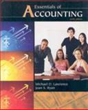 Essentials of Accounting, Lawrence, Michael and Ryan, Joan, 0759392463