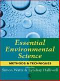 Essential Environmental Science : Methods and Techniques, , 0415132460