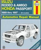 Isuzu Rodeo, Amigo and Honda Passport, 1989-1997, Maddox, Robert, 1563922460