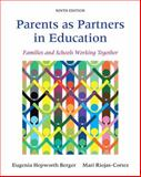 Parents As Partners in Education 9th Edition