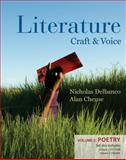 Literature: Craft & Voice (Volume 2, Poetry) with Connect Literature Access Code, Delbanco, Nicholas and Cheuse, Alan, 0077392469