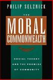 Moral Commonwealth 9780520052468