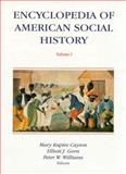 Encyclopedia of American Social History 9780684192468