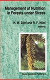 Management of Nutrition in Forests under Stress, , 0792312465