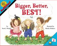 Bigger, Better, Best!, Stuart J. Murphy, 0064462471