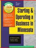 Starting and Operating a Business in Minnesota, Michael D. Jenkins and David J. Thomas, 1555712479