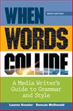 When Words Collide, Kessler, Lauren and McDonald, Duncan, 1285052471