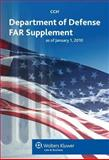 Department of Defence FAR Supplement as of January 2010, CCH Editoral, 0808022474