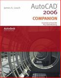 AUTOCAD 2006 Companion, Leach, James A., 0073402478
