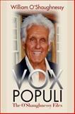 Vox Populi, William O'Shaughnessy, 0823232476