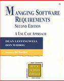 Managing Software Requirements : A Use Case Approach, Leffingwell, Dean and Widrig, Don, 032112247X