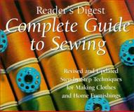 Complete Guide to Sewing, Reader's Digest Editors, 0888502478