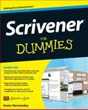 Scrivener for Dummies, Ivan Pope and Gwen Hernandez, 1118312473