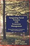 Integrating Social Sciences with Ecosystem Management, Ken Cordell, H. Ken Cordell, 1571672478