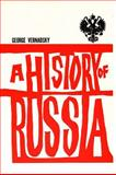 A History of Russia, Vernadsky, George, 0300002475