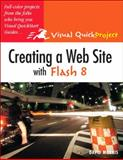 Creating a Web Site with Flash 8, David Morris, 0321412478