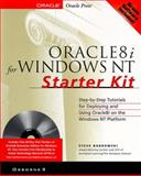 Oracle 8i for Windows NT Starter Kit, Bobrowski, Steve M., 007212248X