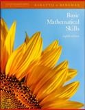 Combo : Hutchinson's Basic Math Skills with Geometry with MathZone Access Card, Baratto, Stefan and Bergman, Barry, 0078092485